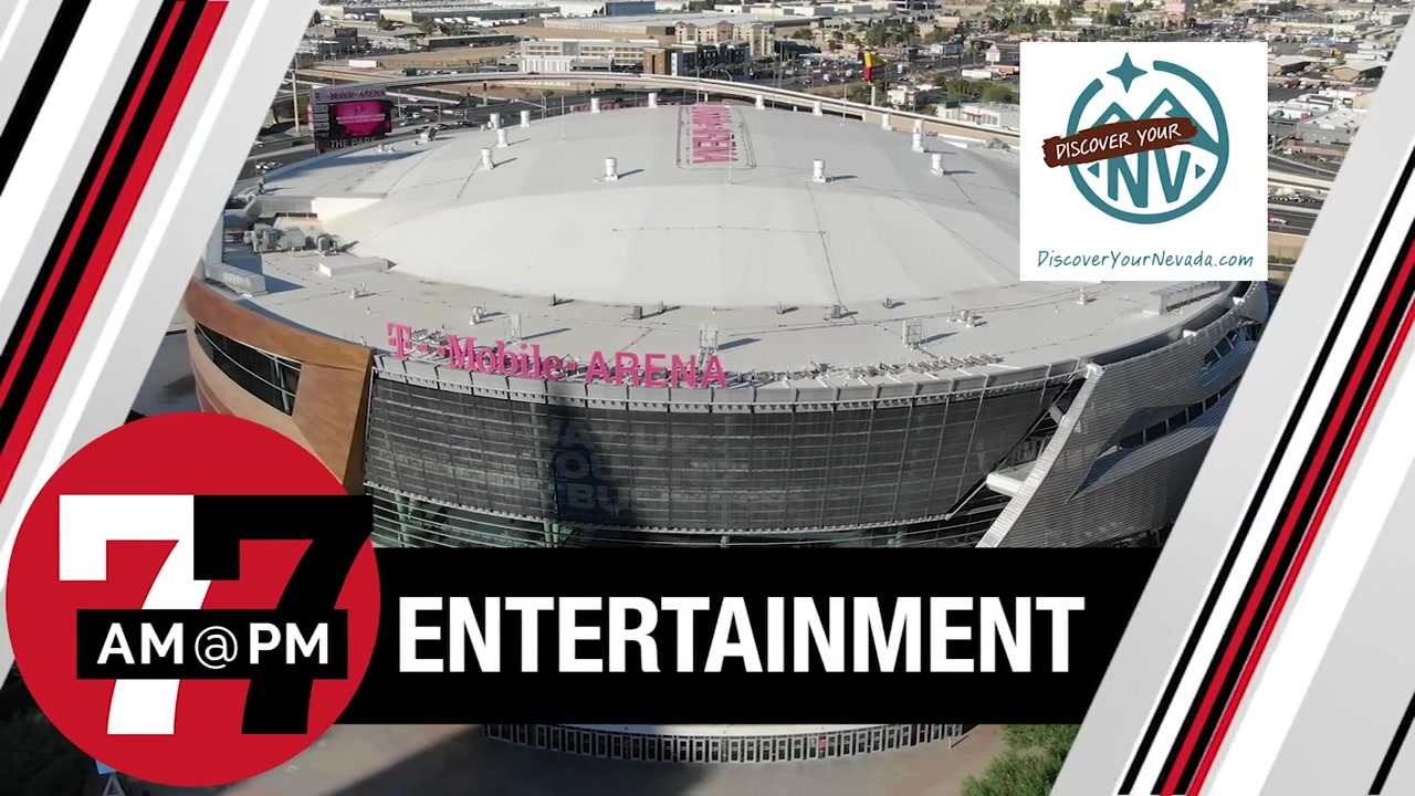 7@7PM T-Mobile Arena Turns 5 Years Old