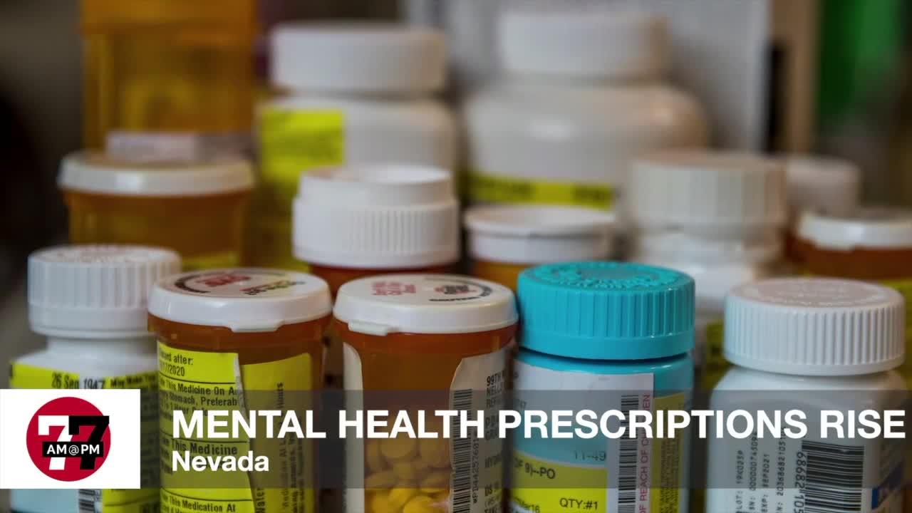 7@7AM Mental Health Prescriptions Rise