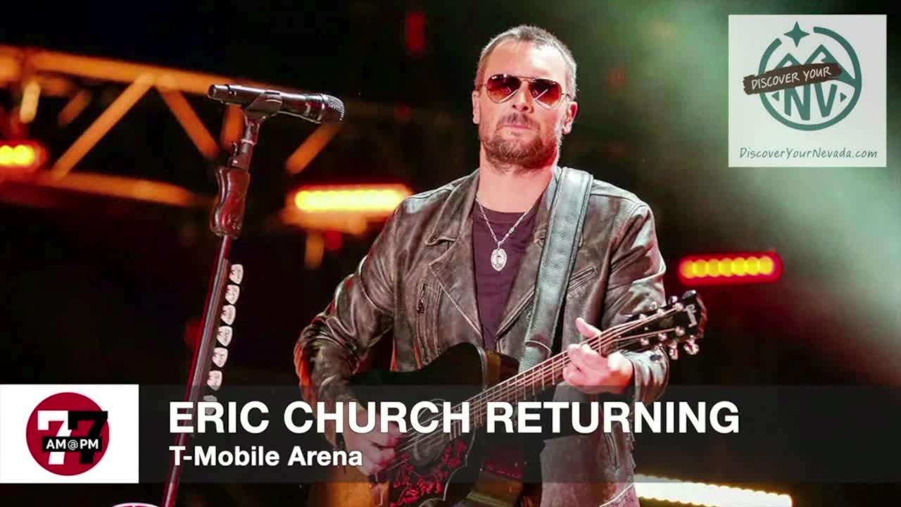 7@7AM Eric Church Returning