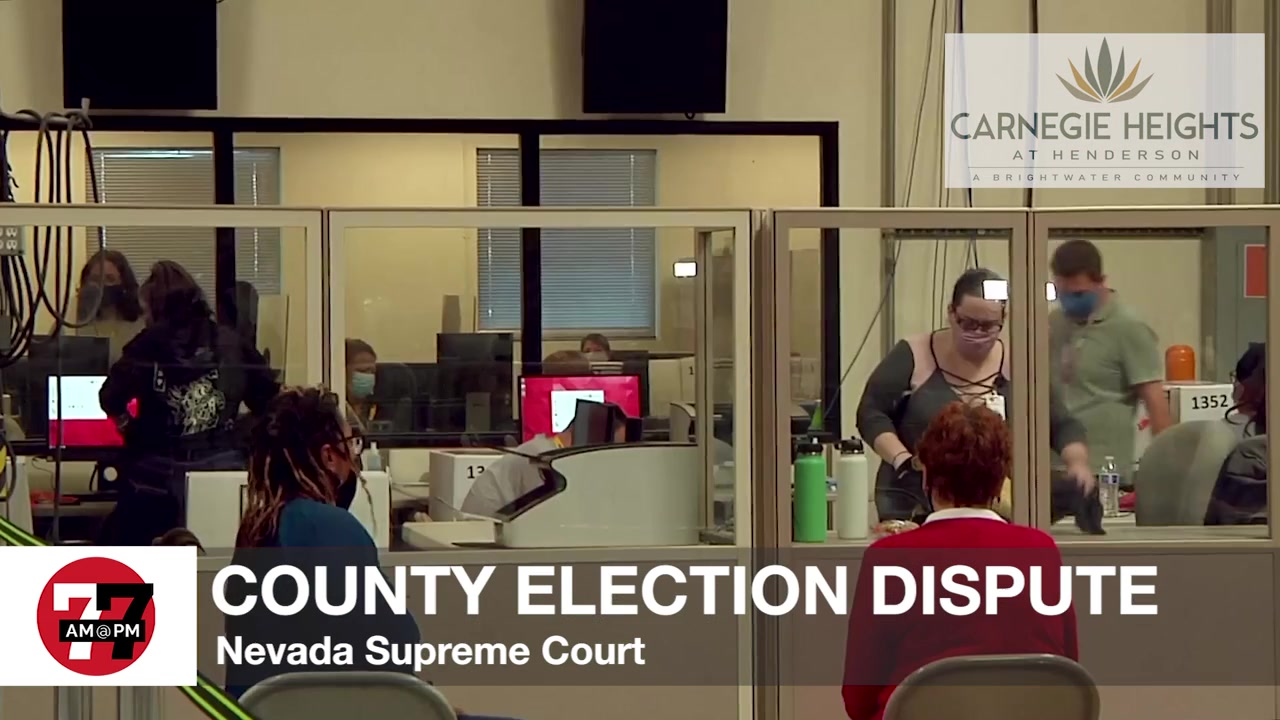 7@7PM County Election Dispute