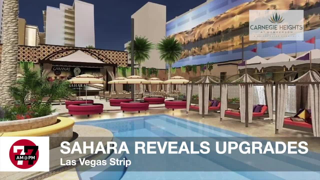 7@7AM Sahara Reveals Upgrades