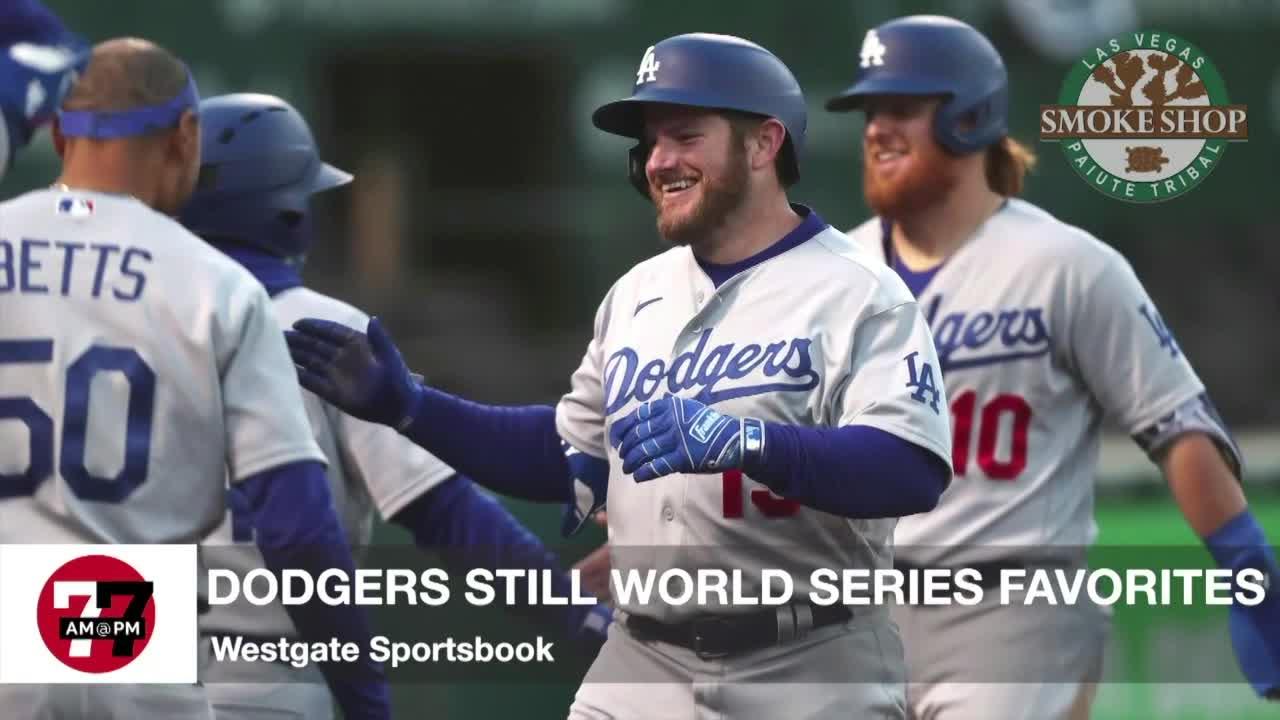 7@7AM Dodgers World Series Favorites