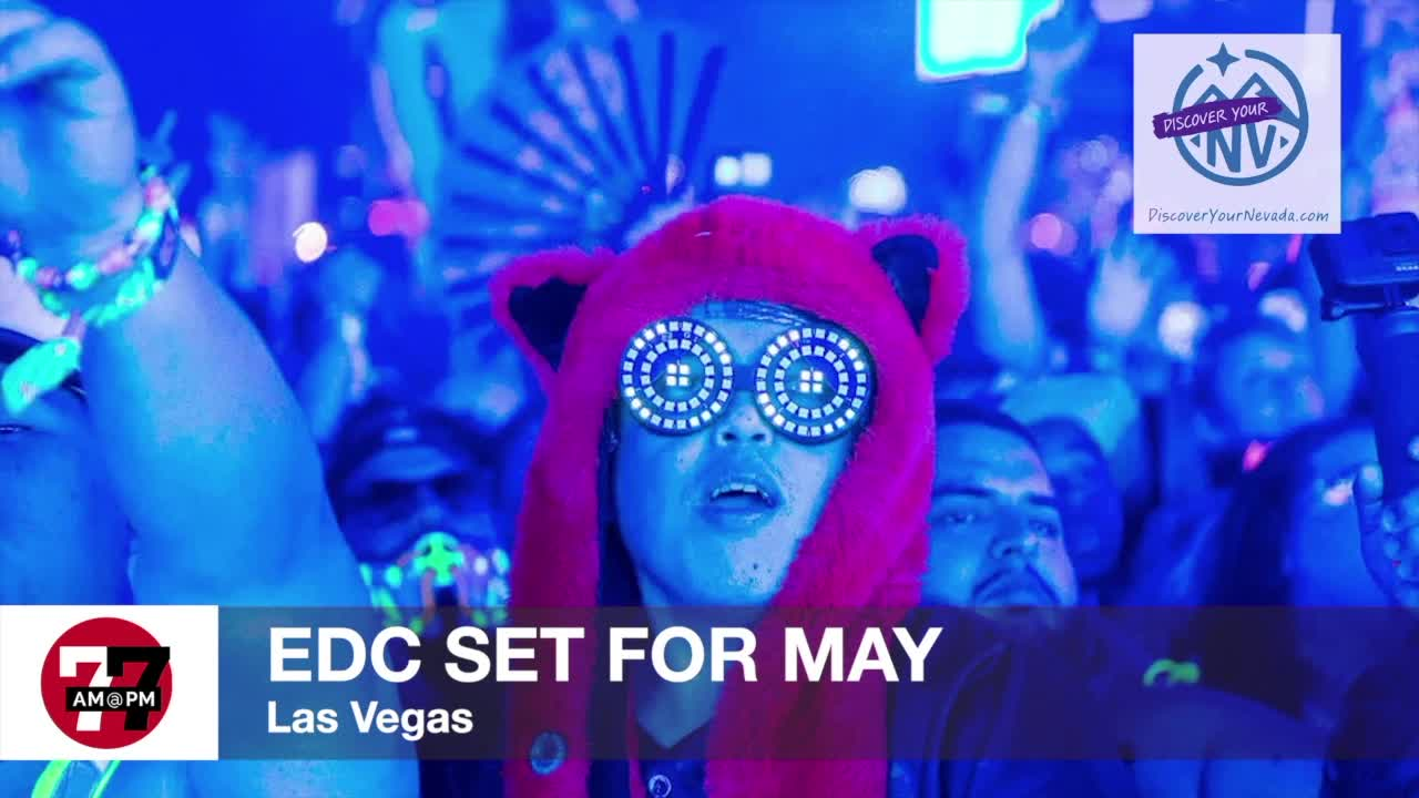 7@7AM EDC Set For May