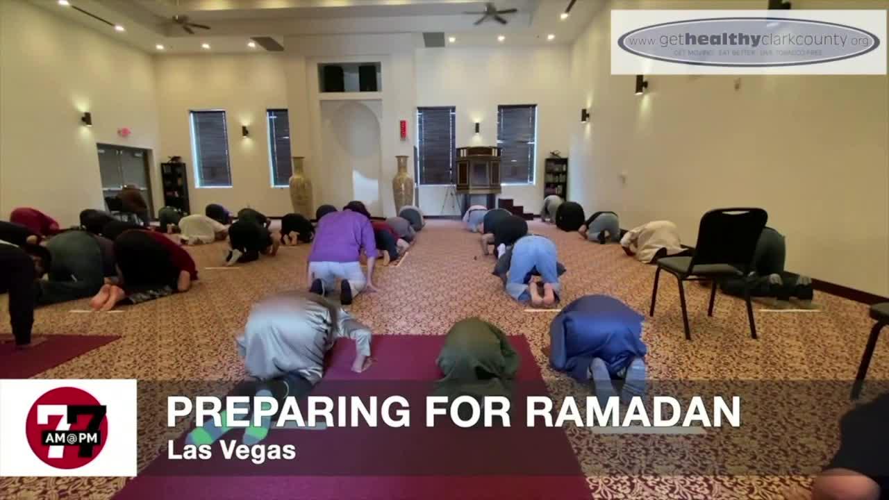 7@7AM Preparing For Ramadan