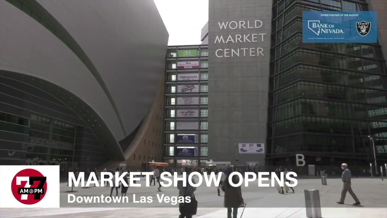 7@7AM Market Show Opens