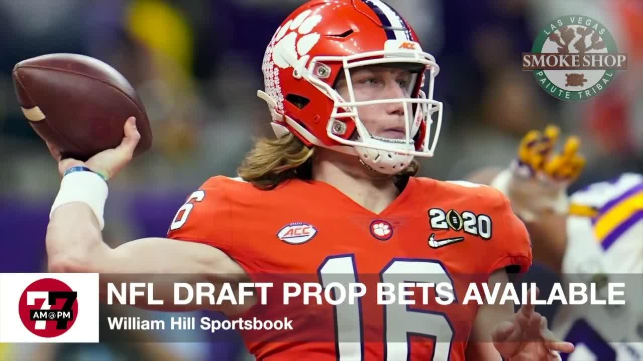 7@7AM NFL Draft Prop Bets