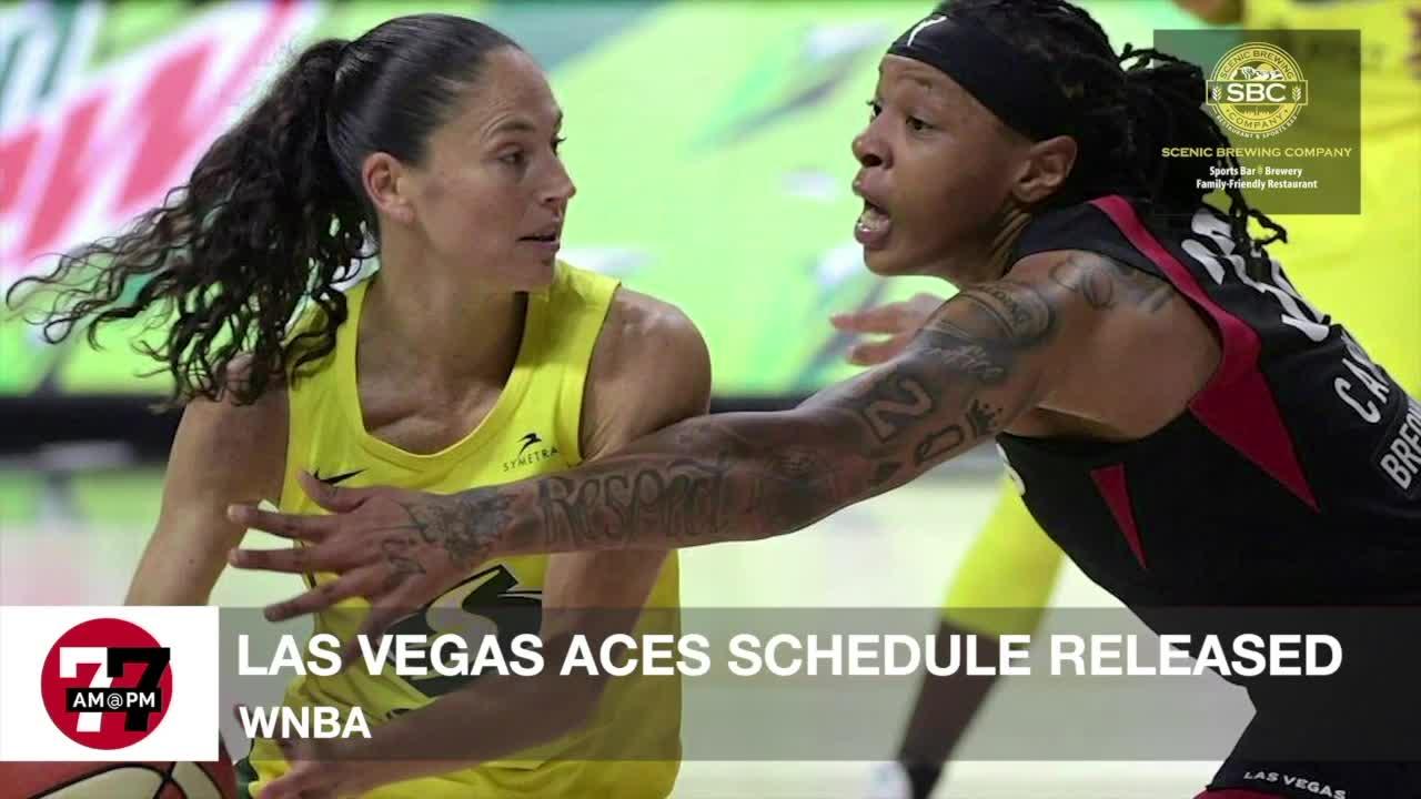 7@7AM Las Vegas Aces Release Schedule