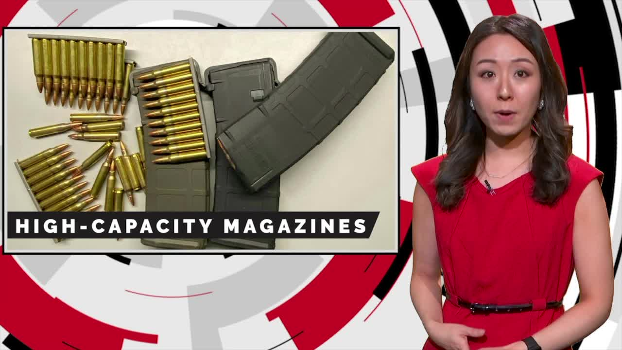 7@7AM Bill To Ban High Capacity Magazines