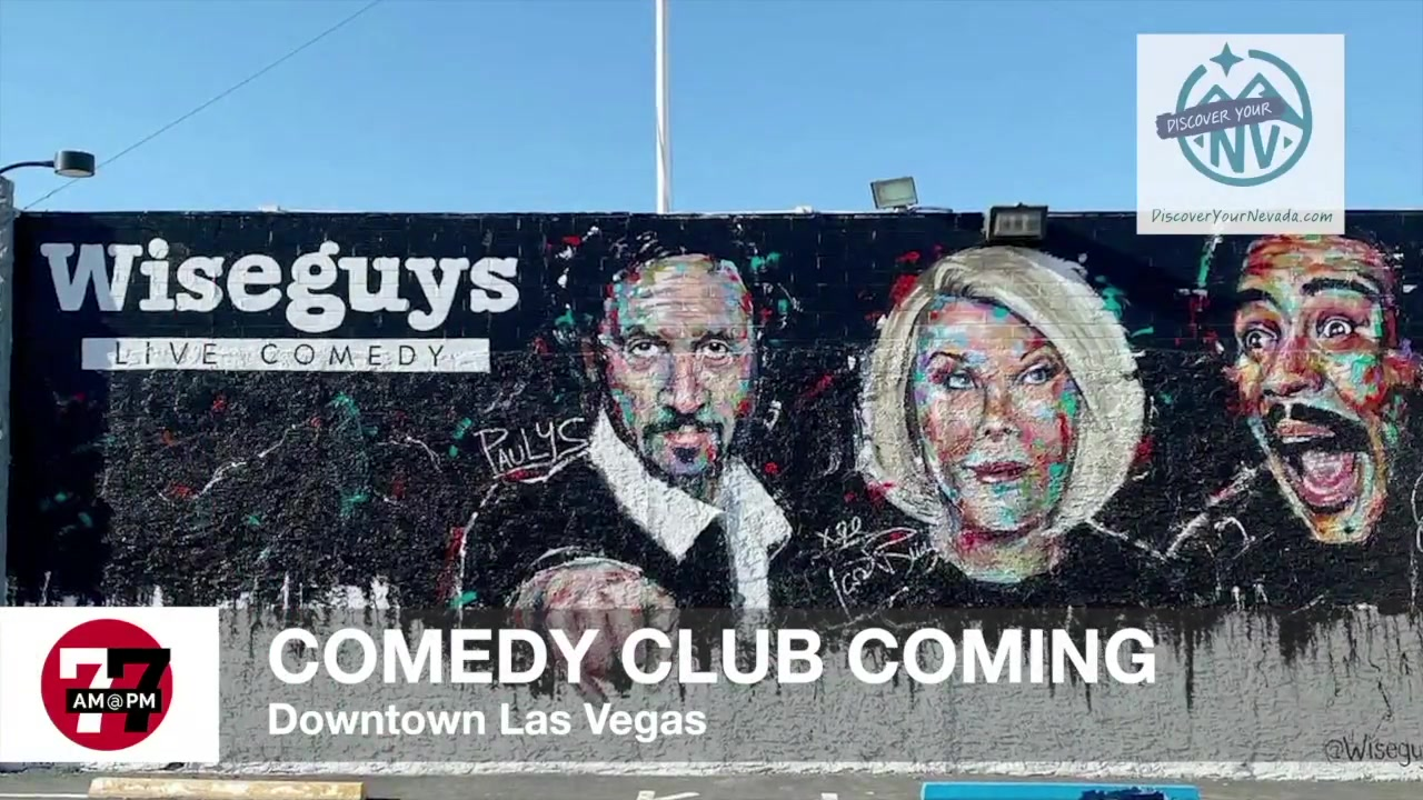 7@7AM Comedy Club Coming