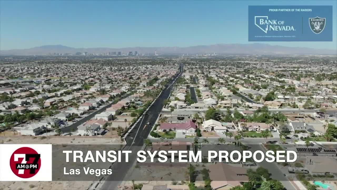 7@7AM Transit System Proposed