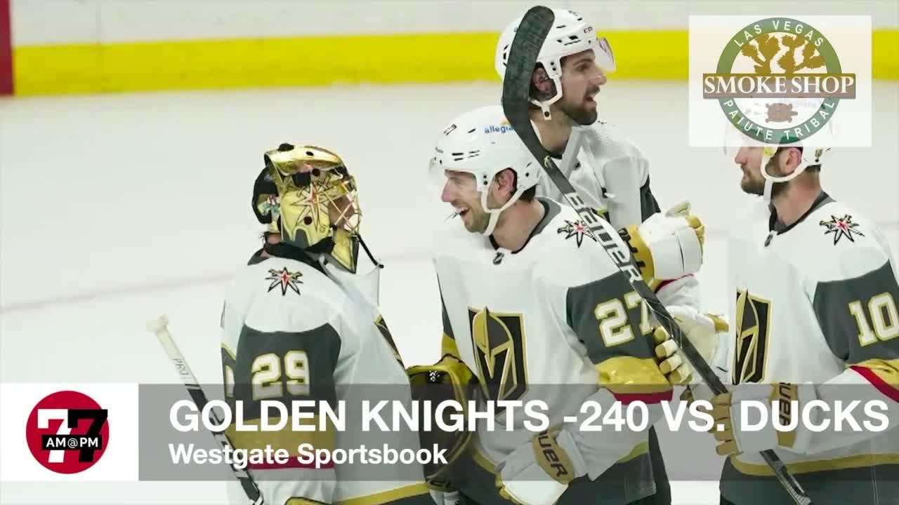 7@7AM Knights -240 Favorites Over Ducks