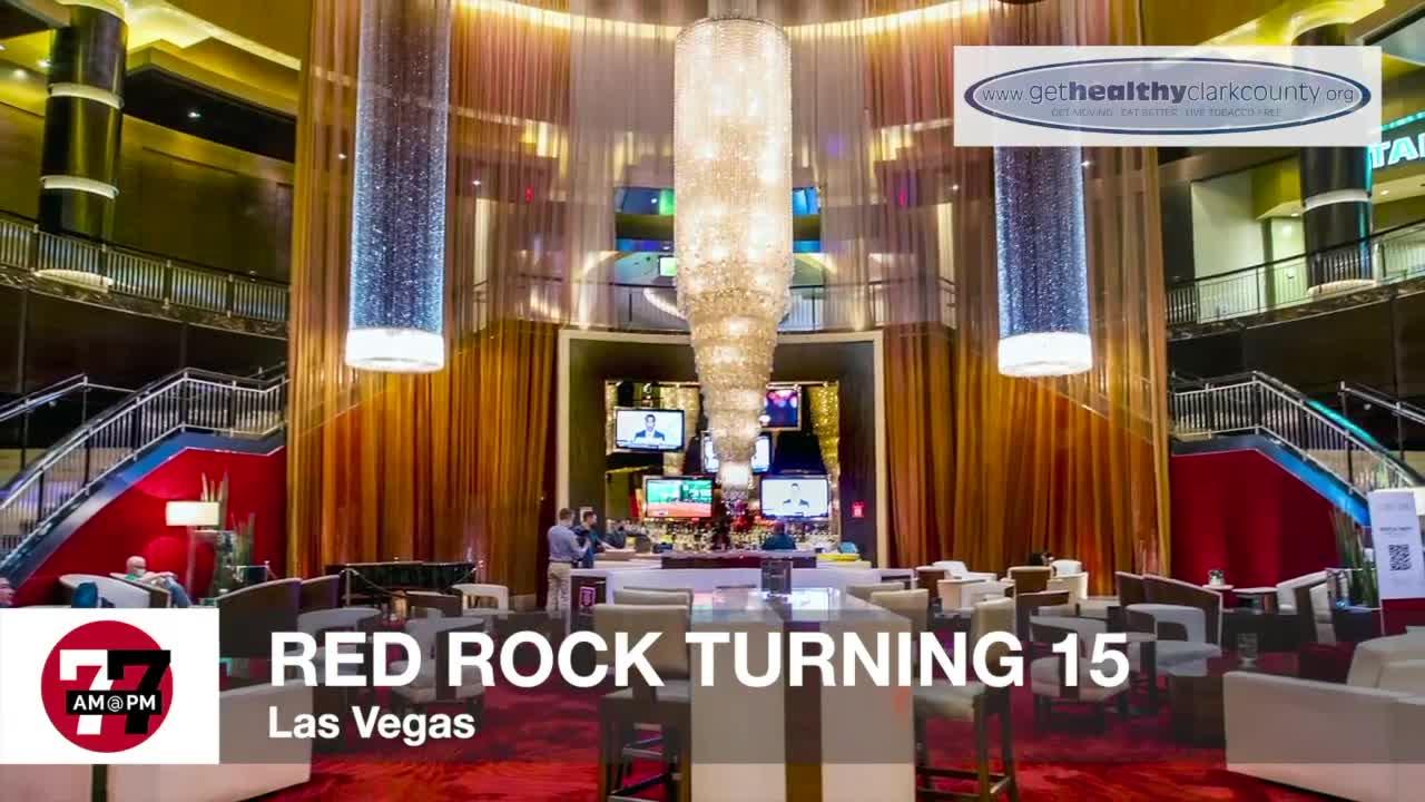 7@7AM Red Rock Resort Turning 15