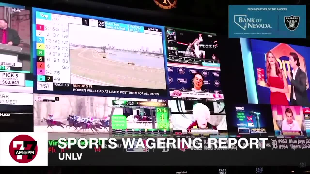7@7AM Sports Wagering Report