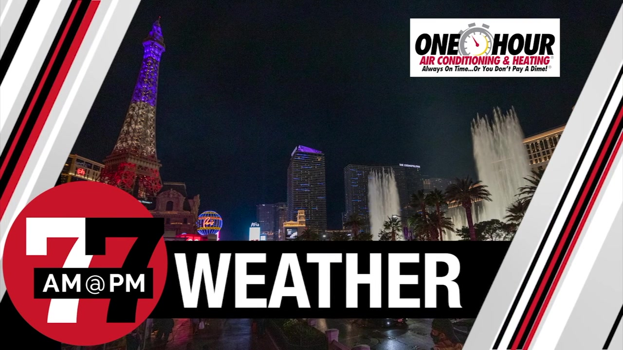 7@7PM Weather for Thursday, April 15, 2021