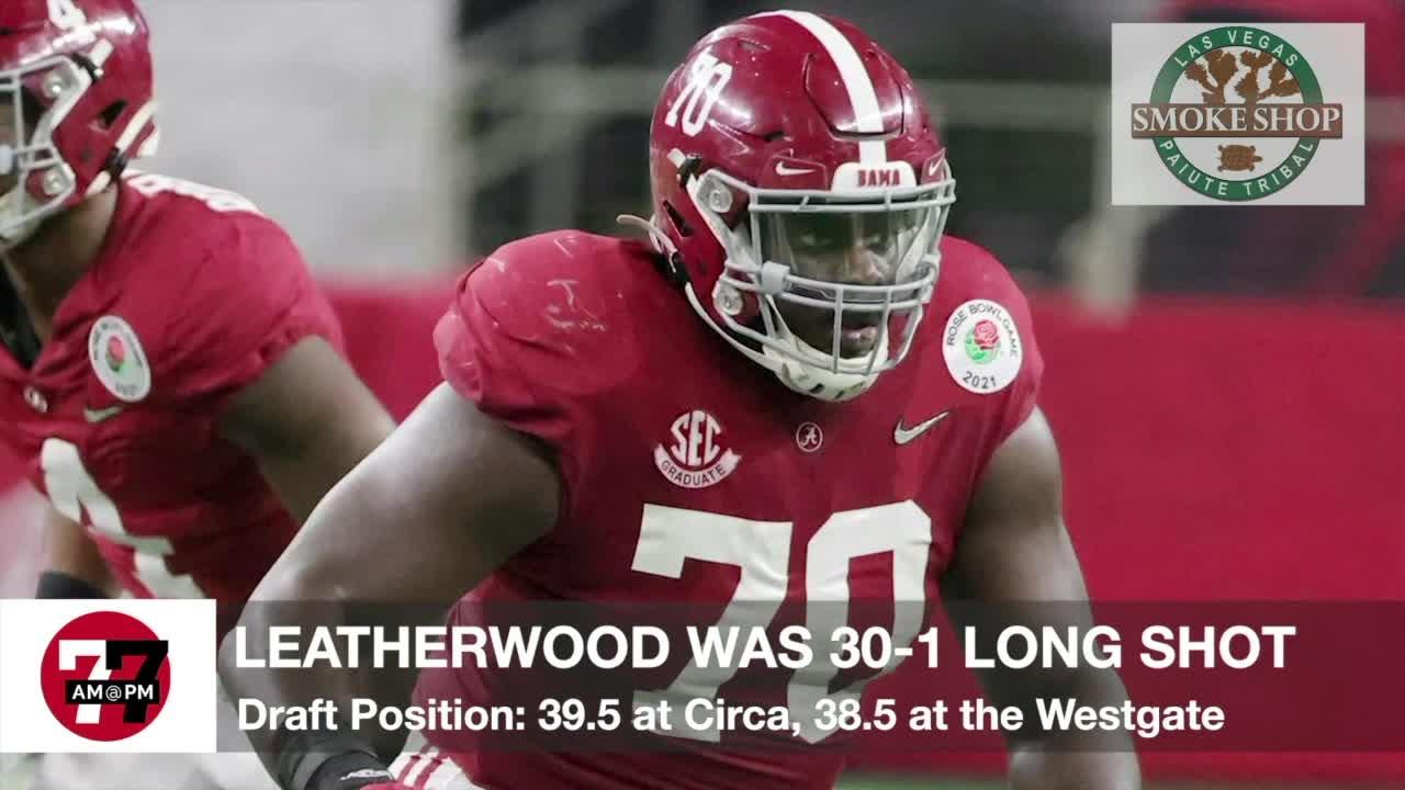 7@7AM Leatherwood Was 30-1 Long Shot