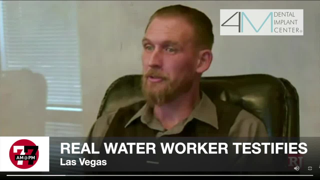 7@7AM Real Water Worker Testifies