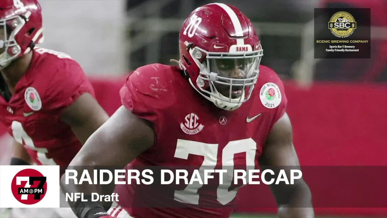 7@7AM Raiders Draft Recap