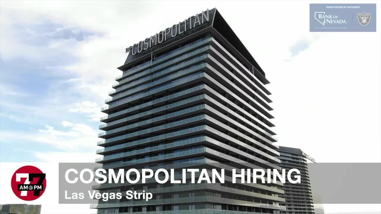 7@7AM Cosmopolitan Hiring