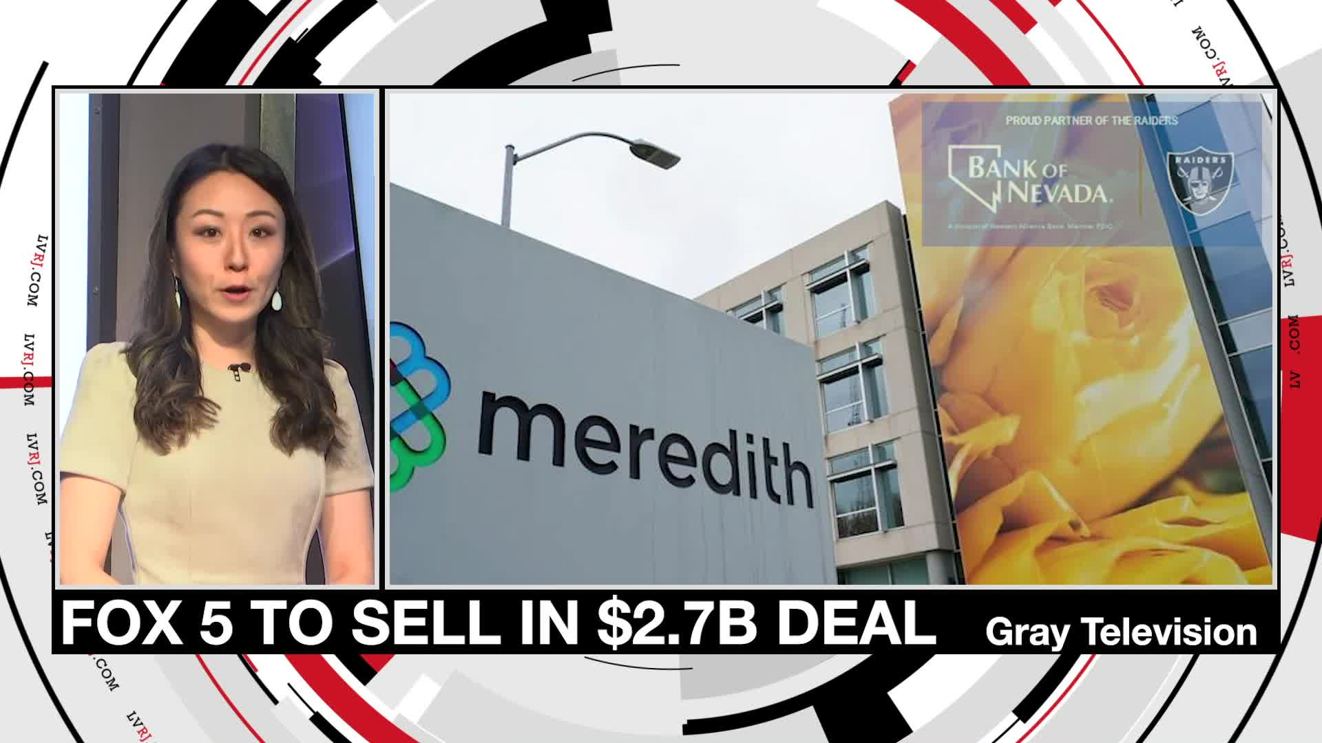 7@7PM FOX 5 to Sell in $2.7B Deal