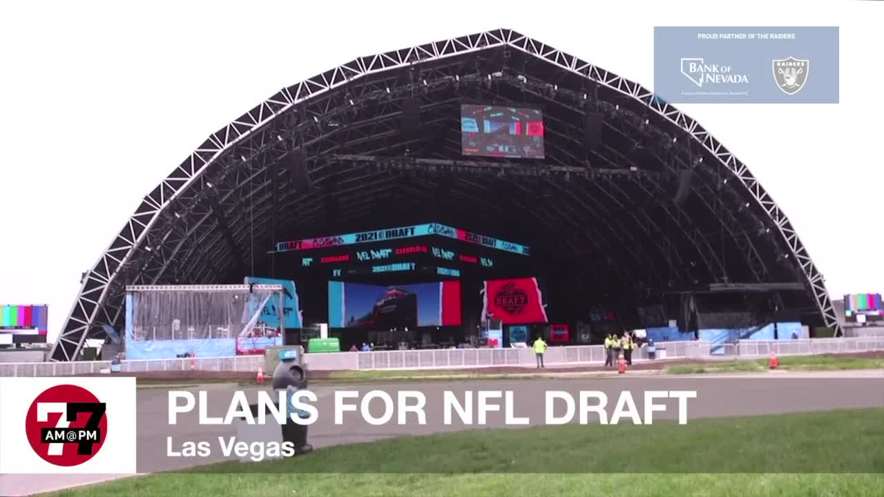 7@7AM Plans For NFL Draft