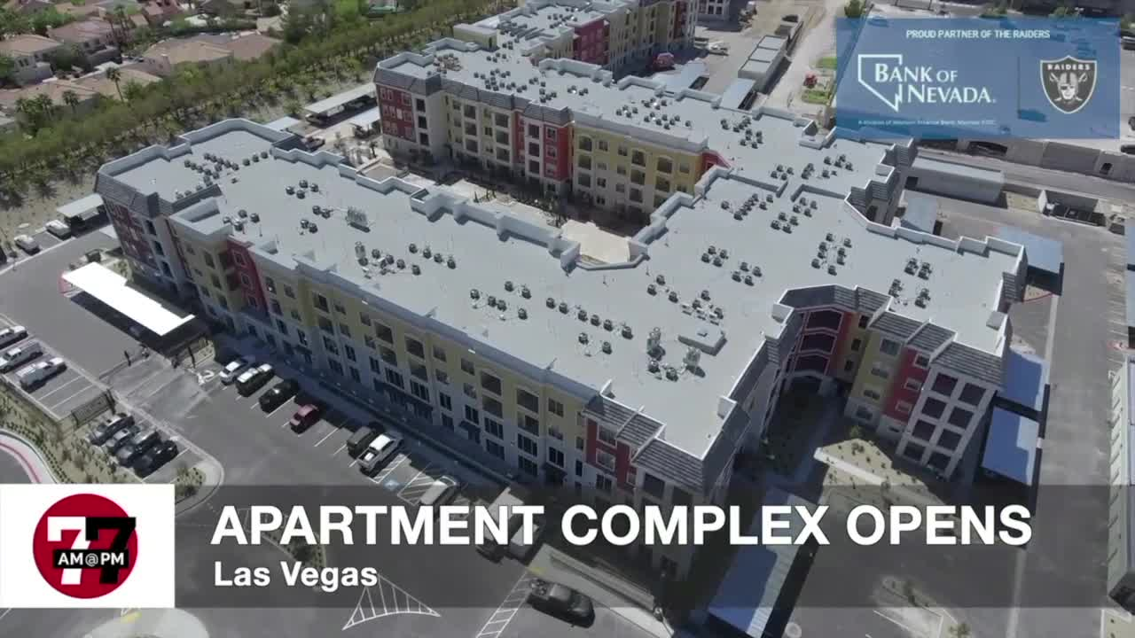 7@7AM Apartment Complex Opens