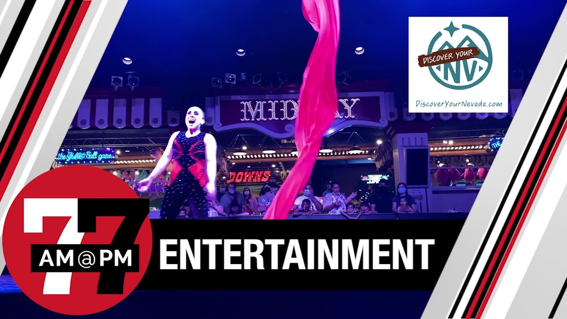 7@7PM Circus Circus Returns