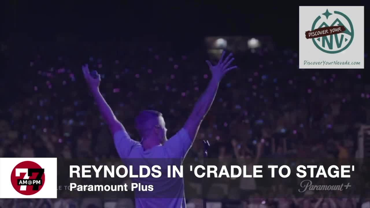 7@7AM Reynolds in 'Cradle To Stage'