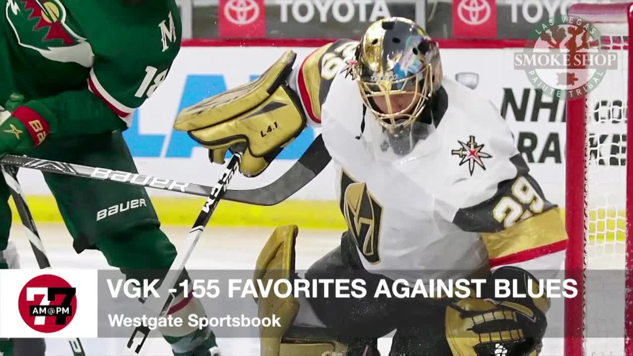 7@7AM Knights Favorites Against Blues