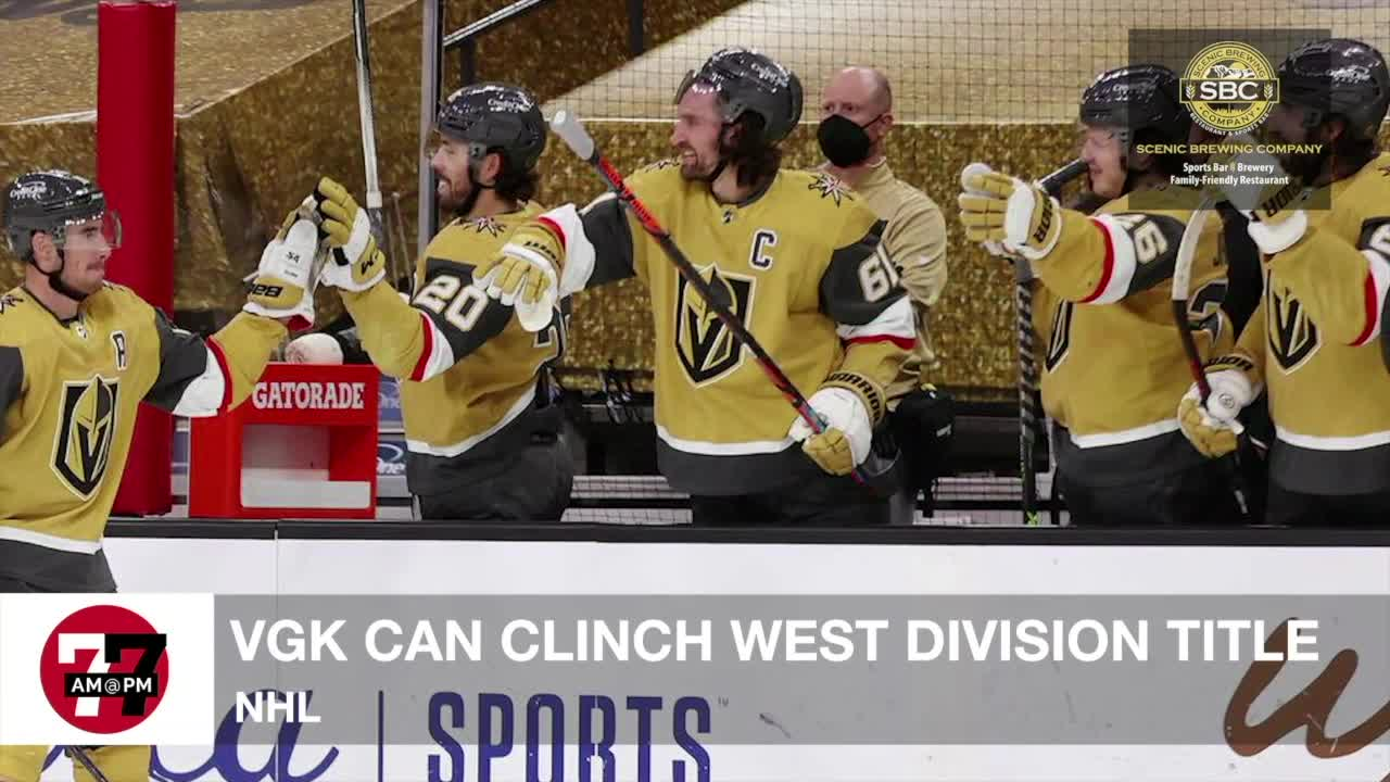 7@7AM Knights Could Clinch West Division Title