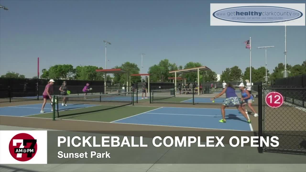 7@7AM Pickleball Complex Opens