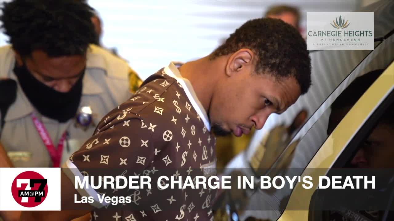 7@7AM Murder Charge In Boy's Death