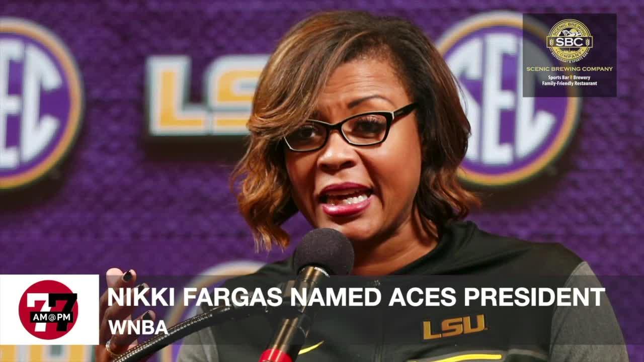 7@7AM Fargas Names Aces President