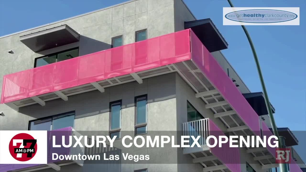 7@7AM Luxury Complex Opening