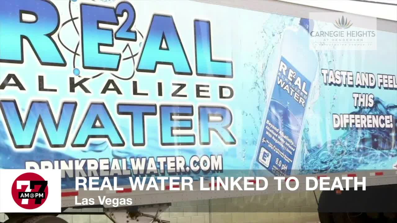 7@7AM Real Water Linked To Death