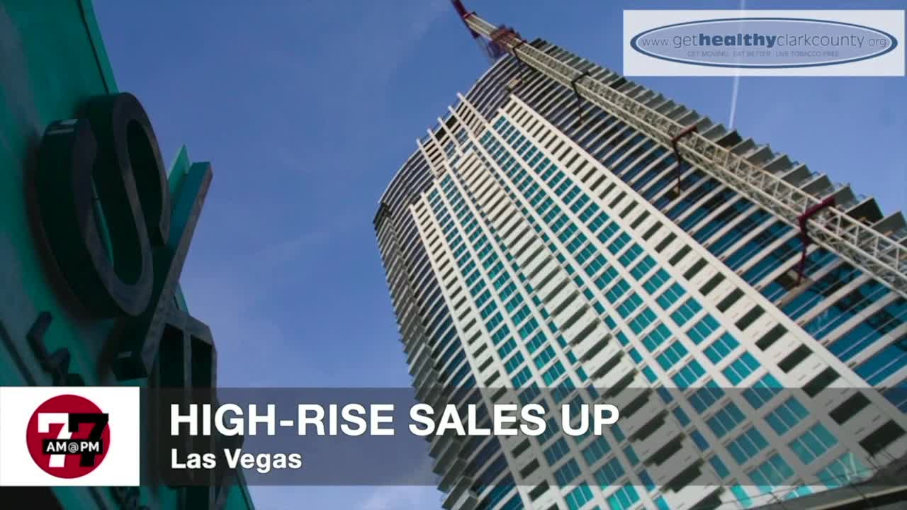 7@7AM High-Rise Sales Up