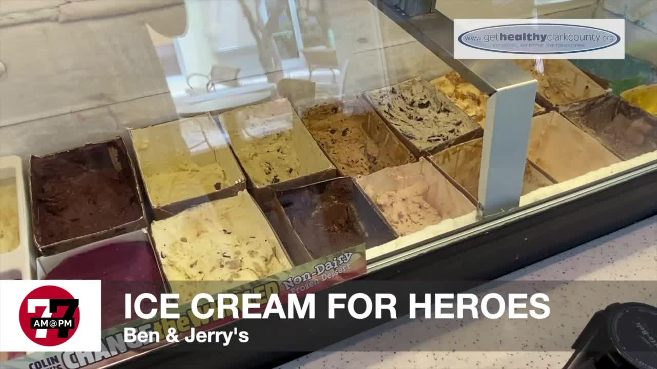 7@7AM Ice Cream for Heroes