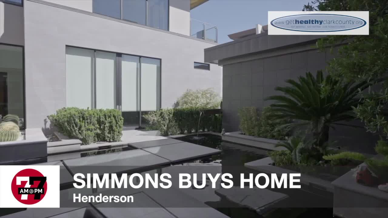 7@7AM Simmons Buys Home