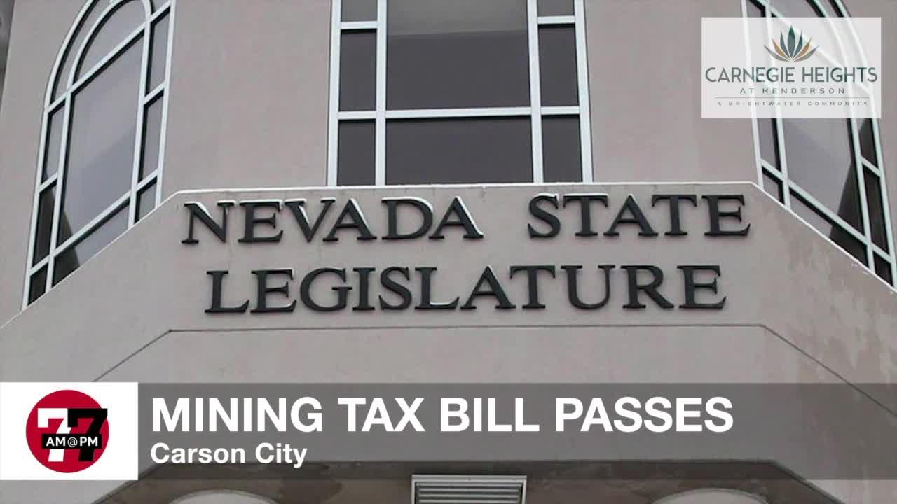 7@7AM Mining Bill Passes