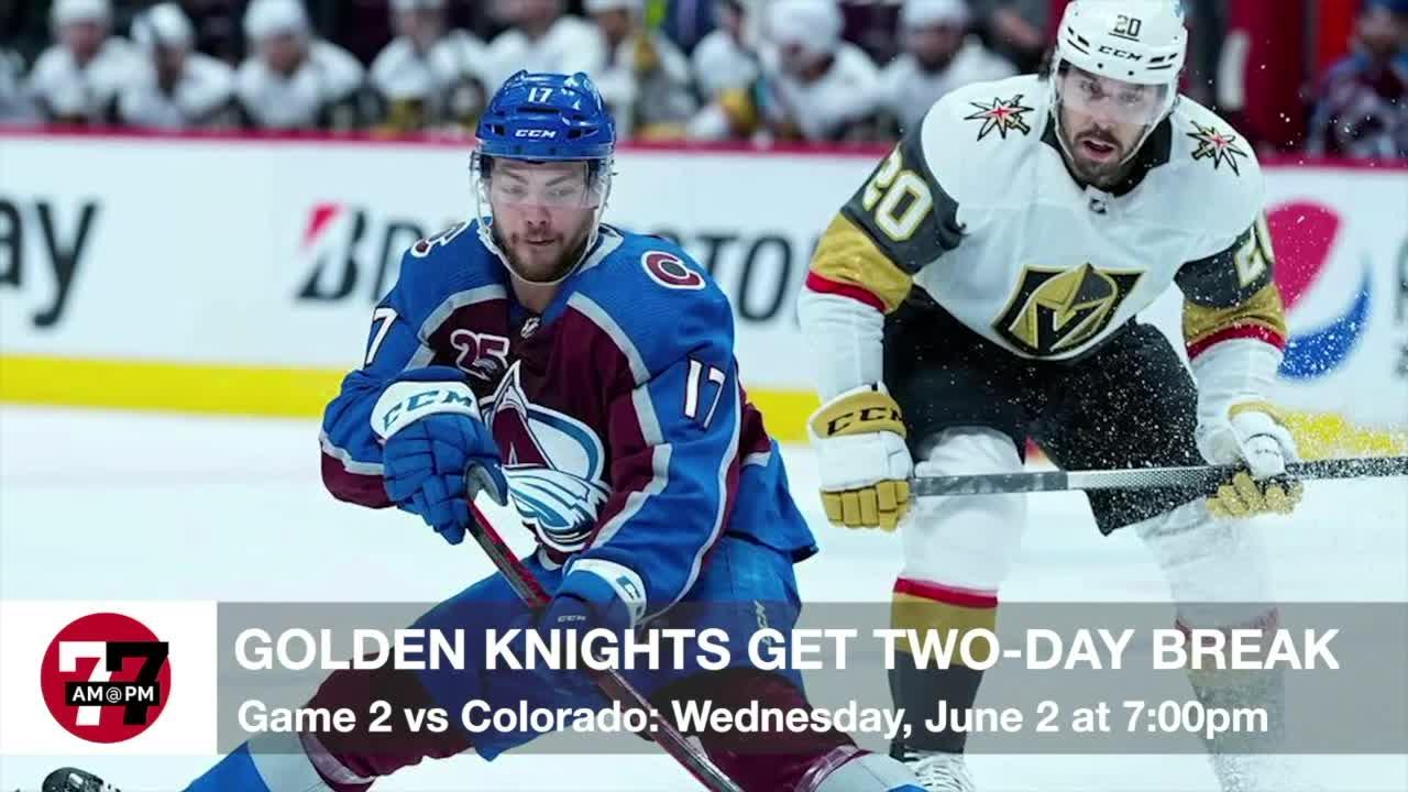 7@7AM Knights Get Two-Day Break