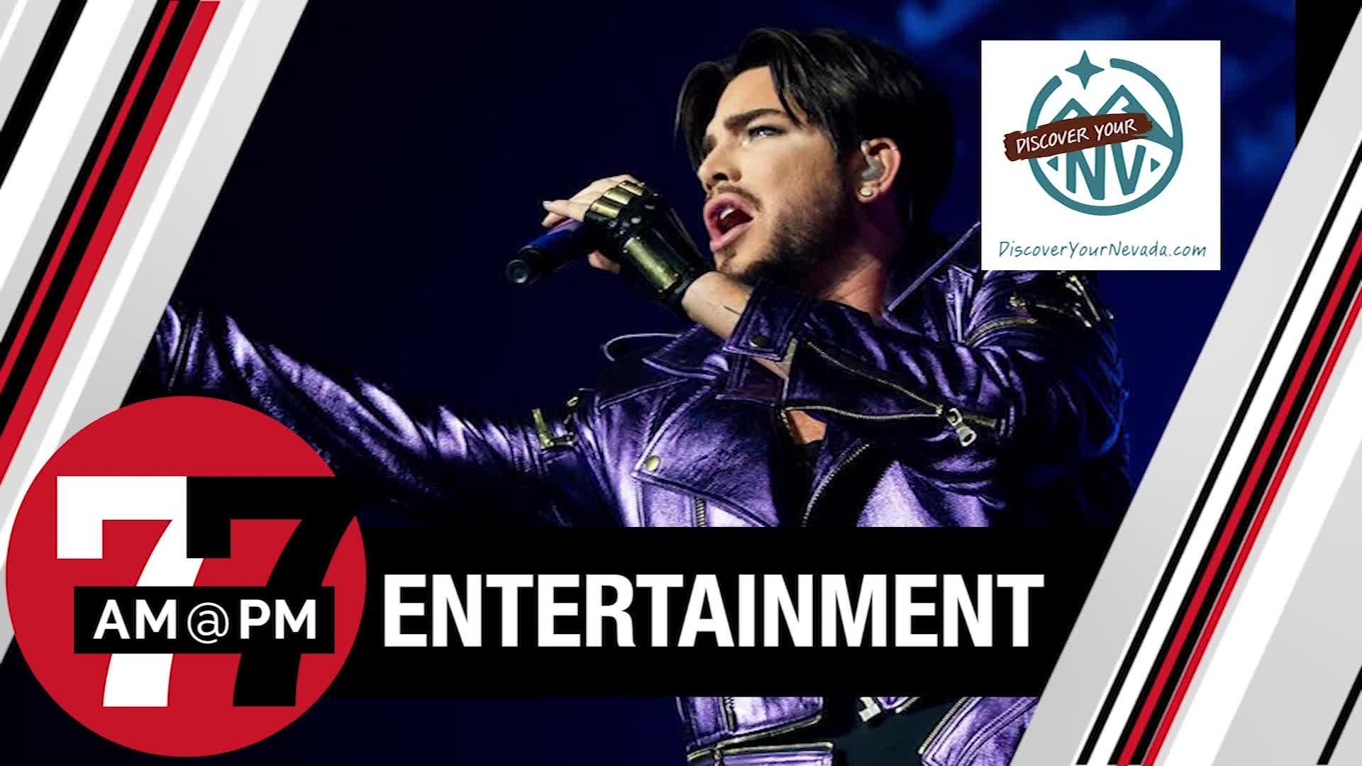 7@7PM Adam Lambert Returns to Las Vegas