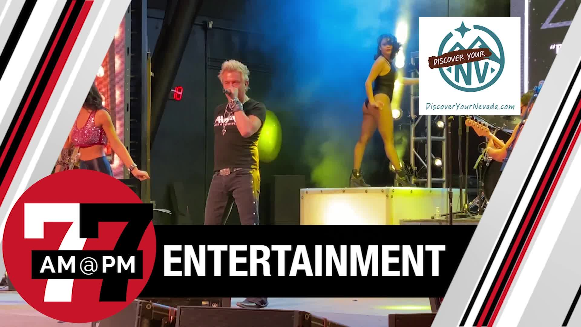 7@7PM Fremont Street Experience Kicks-Off Live Entertainment