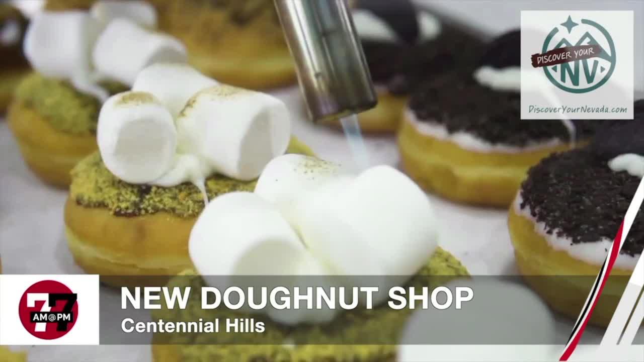 7@7AM New Doughnut Shop