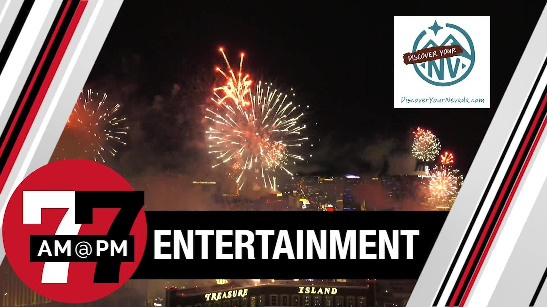 7@7PM Fireworks Return for July 4th