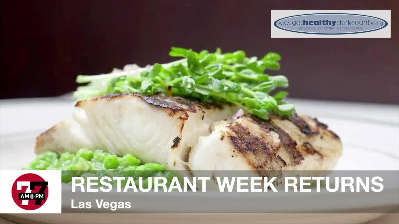 7@7AM Restaurant Week Returns