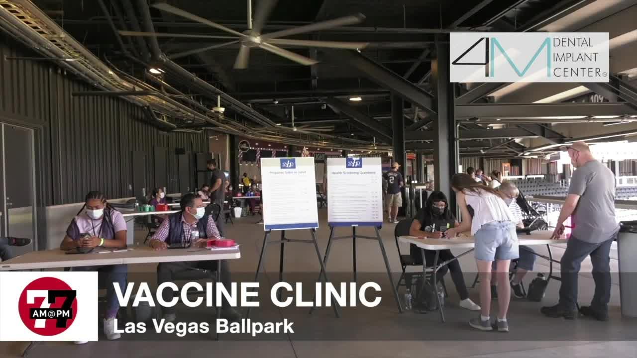 7@7AM Ballpark Vaccine Clinic
