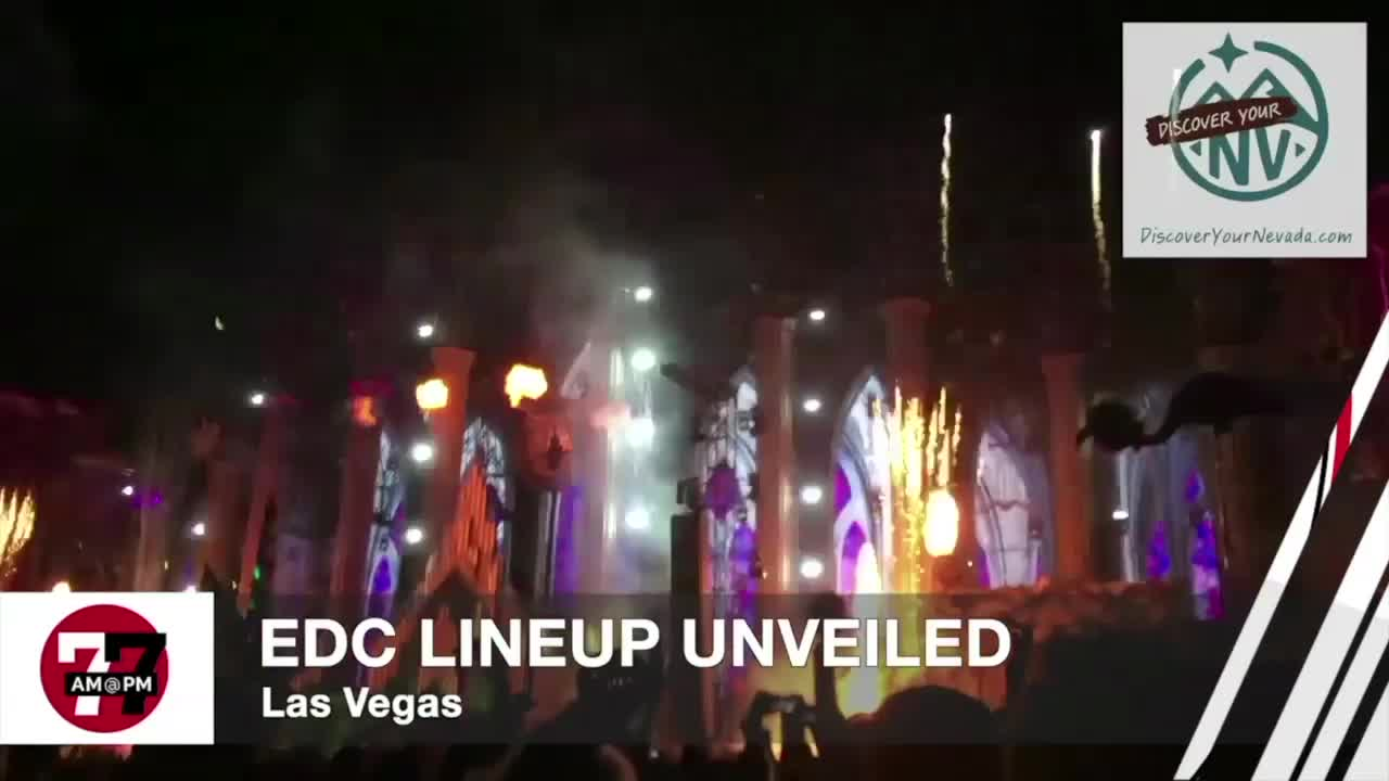 7@7AM EDC Lineup Unveiled