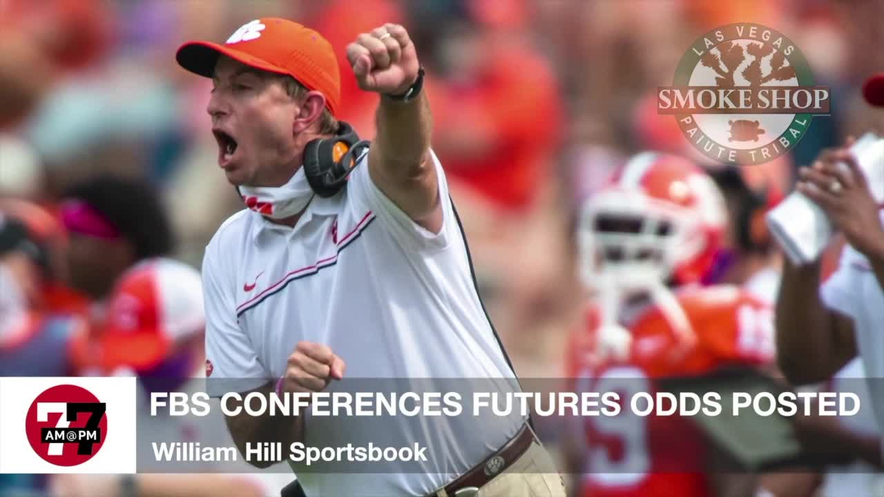 7@7AM FBS Futures Odds Posted