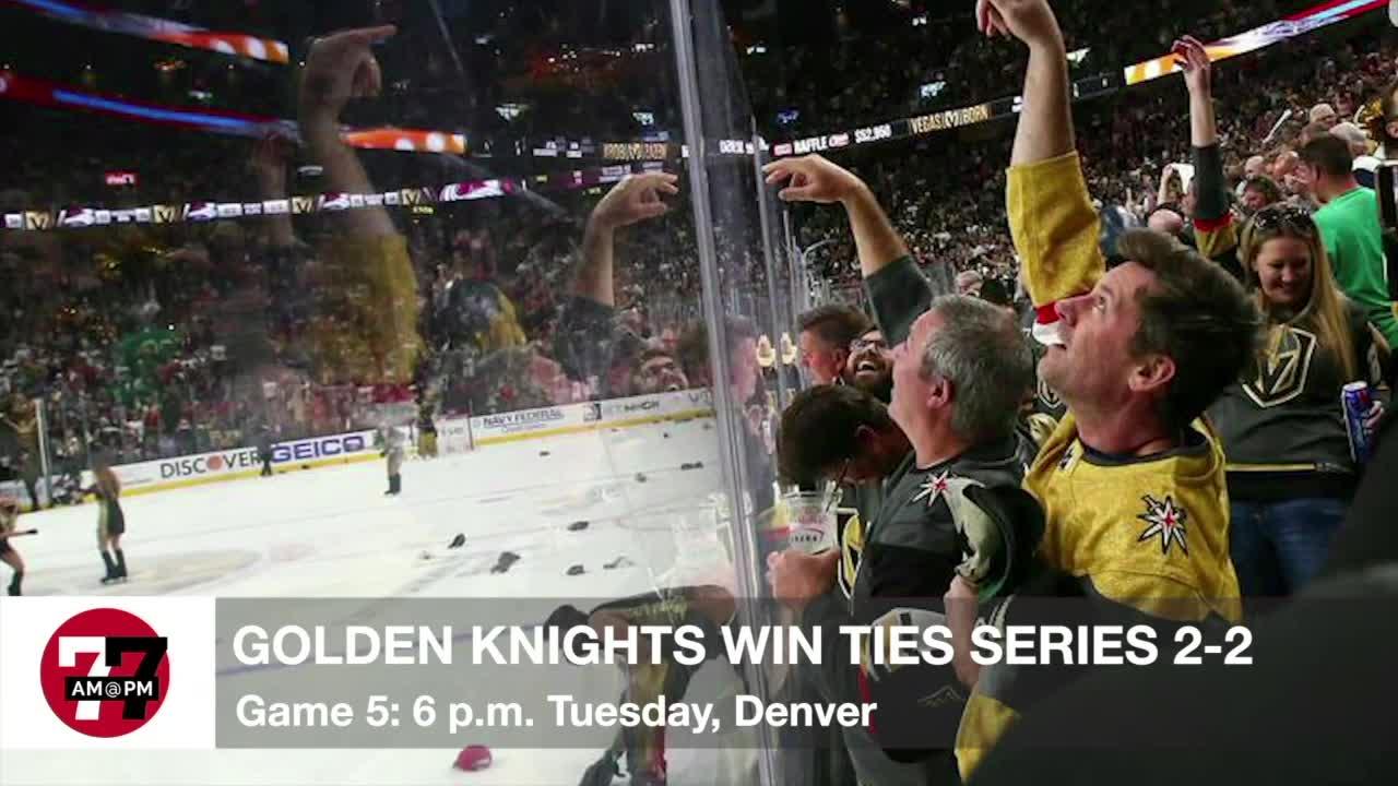 7@7AM Knights Tie Series 2-2