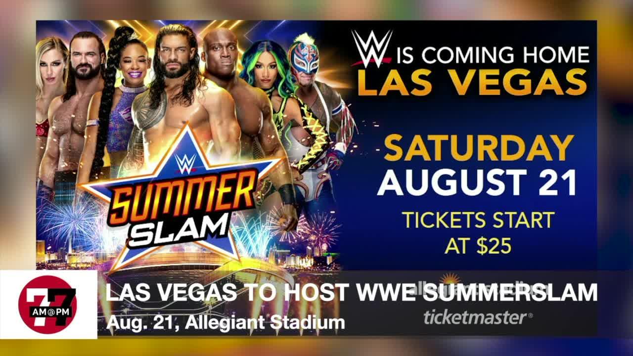 7@7AM Las Vegas To Host WWE Superslam