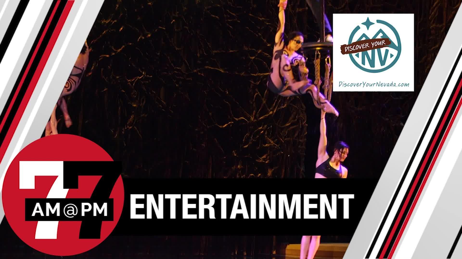 7@7PM Cirque du Soleil Returning